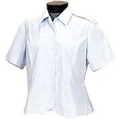 Califashions Air Force Women's Overblouse