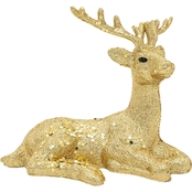 Gigi Seasons Reclining Deer Figure