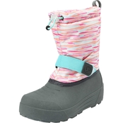 Northside Toddler Girls Frosty Polar Boots