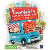 Learning Resources Frankie's Food Truck Fiasco Game