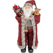 Gigi Seasons 3 ft. Standing Santa Figure