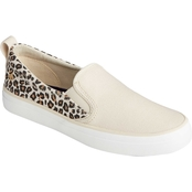 Sperry Women's Crest Twin Gore Animal Print