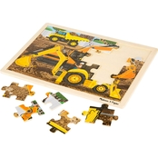 Melissa & Doug 24 pc. Construction Jigsaw Puzzle