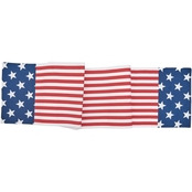 C & F Home Stars and Stripes Table Runner