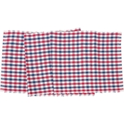C & F Home Picnic Plaid Table Runner