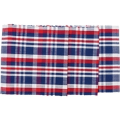 C & F Home Harbor Plaid Table Runner