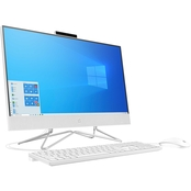 HP Touch 23.8 in. Intel Core i5 1GHz 12GB RAM 512GB SSD Touchscreen All-in-One