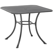 Kettler 36 in. Square Mesh Top Table