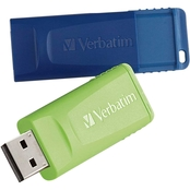 Verbatim 64GB Store 'n' Go USB Flash Drive 2 pk.