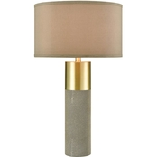 Dimond Lighting 29 in. Tulle Table Lamp