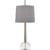 Dimond Lighting 28 in. Event Horizon Table Lamp
