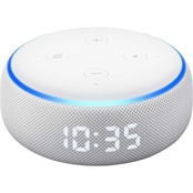 Amazon DOT with Clock