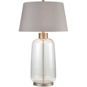 Dimond Lighting 33 in. Whaling Willow Table Lamp