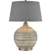 Dimond Lighting 28 in. Event Table Lamp