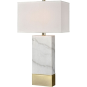 Dimond Lighting Mantua 2-Light Table Lamp 31 in.