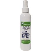 Healers Cut and Wound Spray for Pets 8 oz