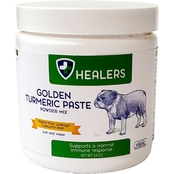 Healers Turmeric Golden Paste for Pets 3.5 oz.