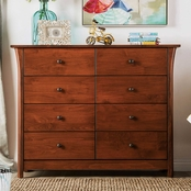 Furniture of America Keizer 8 Drawer Chest