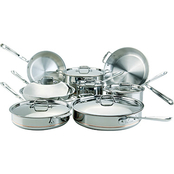 All-Clad 14 pc. Copper-Core Cookware Set