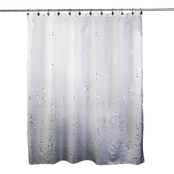 Saturday Knight LTD Splatter Shower Curtain