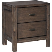 Signature Design by Ashley Dellbeck 2 Drawer Nightstand