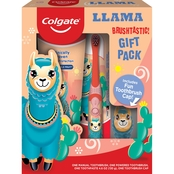 Colgate Llama Holiday Pack with Toothbrush Cap