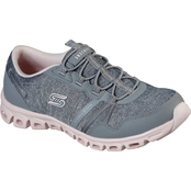 Skechers Women's Glide Step Stepping Up Sneakers