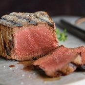 Kansas City Steak Company Qty. 6 (6 oz.) Super Trimmed Filet Mignon