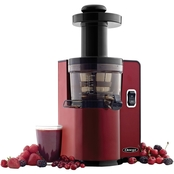 Omega 43 RPM Vertical Low-Speed Juicer