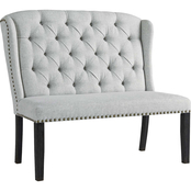 Signature Design by Ashley Jeanette Collection Upholstered Bench