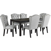 Signature Design by Ashley Jeanette 7 pc. Dining Set