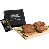 Kansas City Steak Company Qty. 4 (10 oz.) Boneless Ribeye Steaks Gift Boxed
