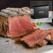 Kansas City Steak Company Qty. 4 (8 oz.) Filet Mignon in a Gift Box