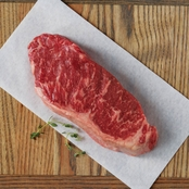 Kansas City Steak Company Qty. 4 (12 oz.) USDA Prime Boneless Strip Steaks