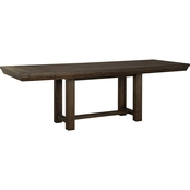 Signature Design by Ashley Dellbeck Rectangular Extension Dining Table