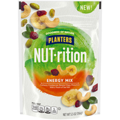Planters NUT-rition Energy Mix Stand Up Bag 5.5 oz.