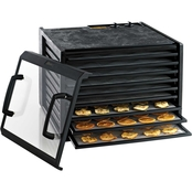 Excalibur 9 Tray Dehydrator with Clear Door