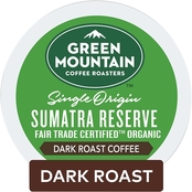 Keurig Green Mountain Coffee Roasters Sumatra Reserve 24 ct.