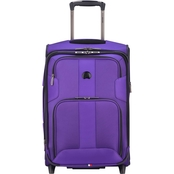 Delsey Sky Max 21 in. Expandable 2 Wheel Carry On