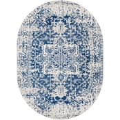 Surya Harput Area Rug 6 x 9 ft. Oval