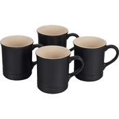Le Creuset 4 pc. Mug Set