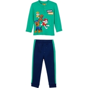 Nickelodeon Infant Boys PAW Patrol Fleece 2 pc. Set