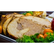 Turducken with Italian Sausage Stuffing