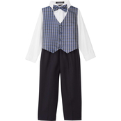 Andrew Fezza Toddler Boys Woven 4 pc. Set