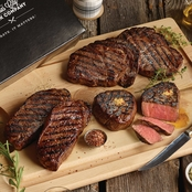 Kansas City Steak Co Signature Steak Sampler Gift Box