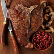 Kansas City Steak Co. Porterhouse Steaks 22 oz. 4 pk.