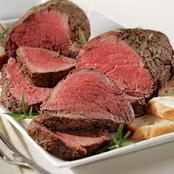 Kansas City Steak Co 2 lb. USDA Prime Tenderloin Roasts 2 pk.