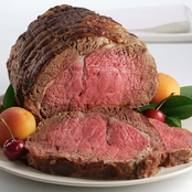 Kansas City Steak Co 4.5-5 lb. USDA Prime Prime Rib Roast