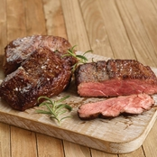 Kansas City Steak Co Beef Ribeye Cap Steak 6 oz. 4 pk.