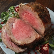 Kansas City Steak Co. 1 (4.0-4.5 lb.) Prime Rib Roast